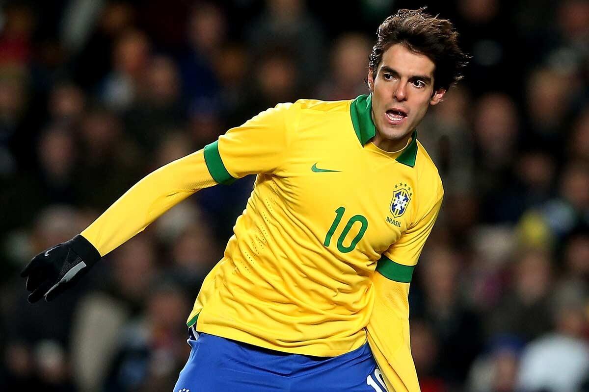 Kaka, convocado para la Copa América Centenario