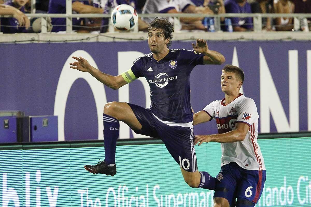 Kaka, futbolista de Orlando City