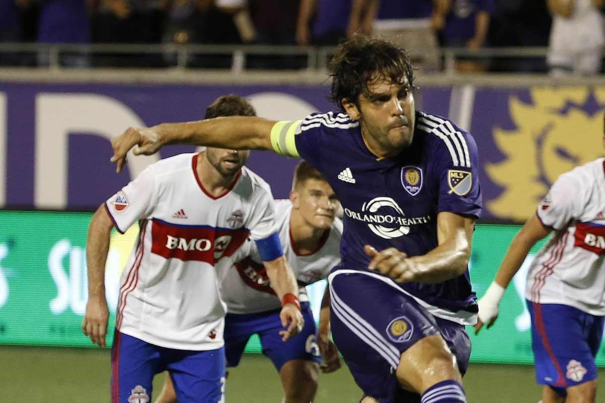 Kaka, de Orlando City, jugador franquicia de la MLS