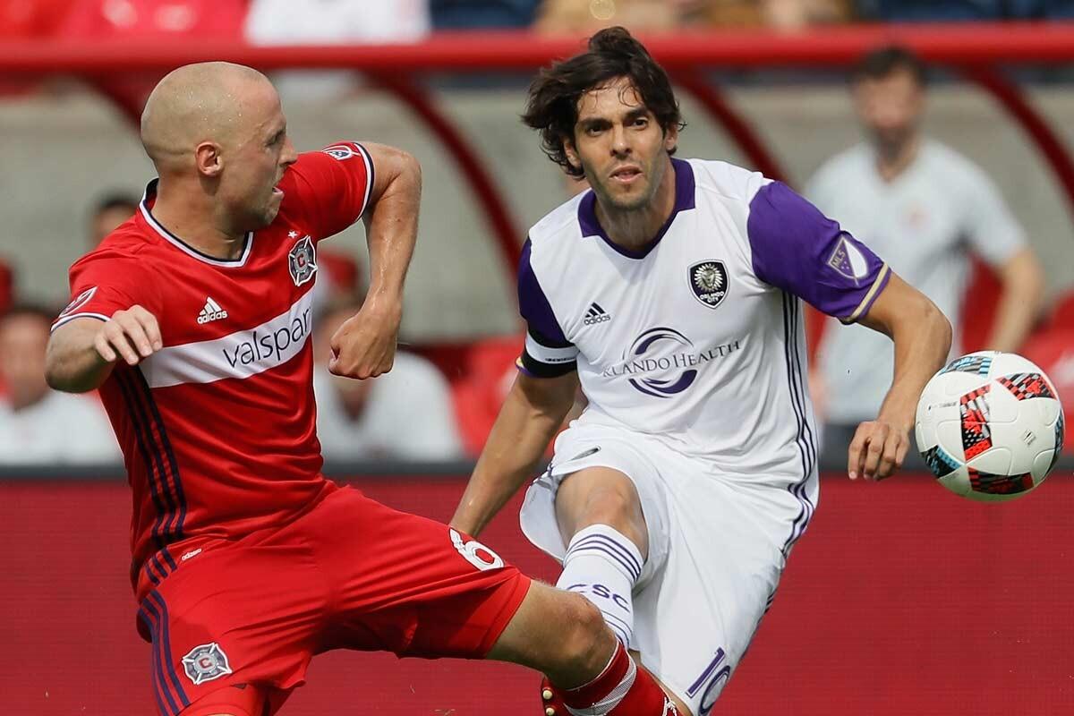 Kaka marca gol con Orlando City