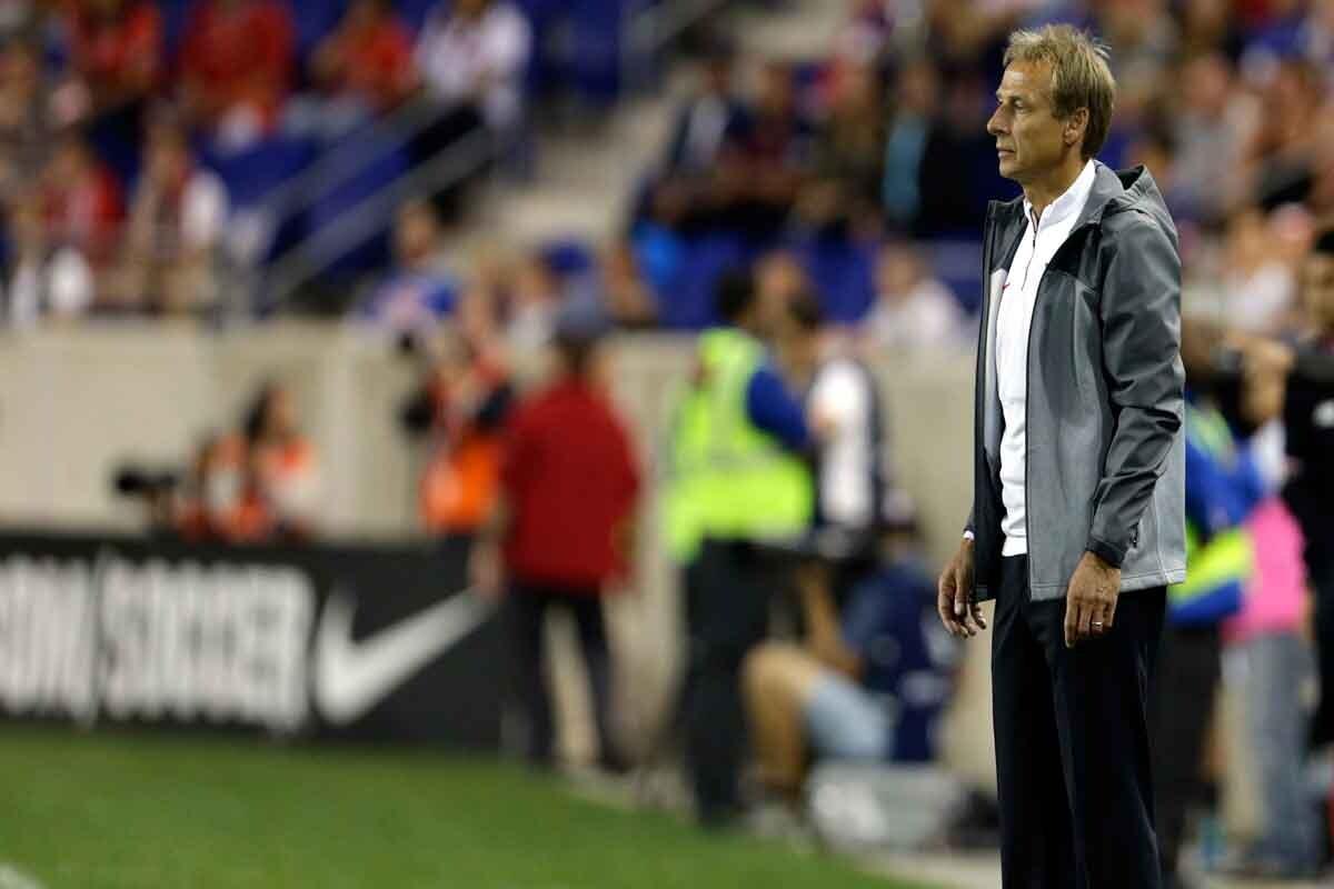 Klinsmann no se va