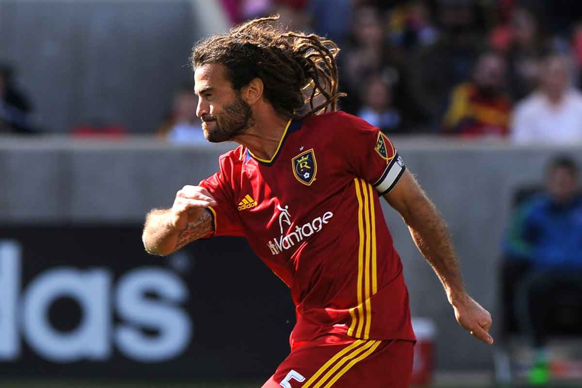 beckerman vuelve con Real Salt Lake
