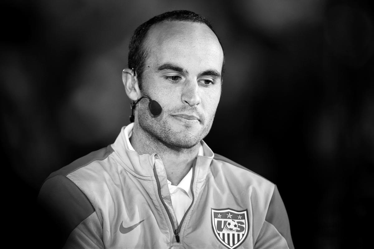 Landon Donovan criticó fuertemente a la Selección de Estados Unidos