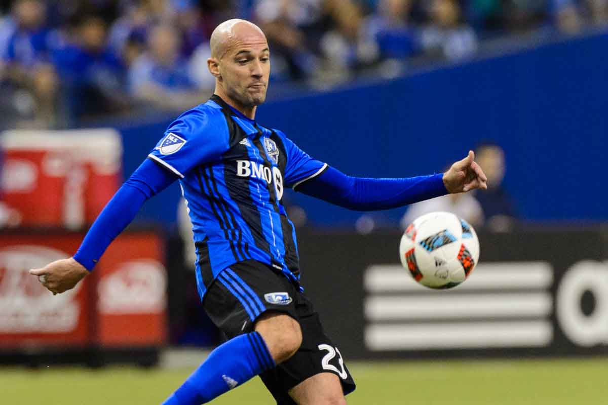 Laurent Ciman jugador de Montreal