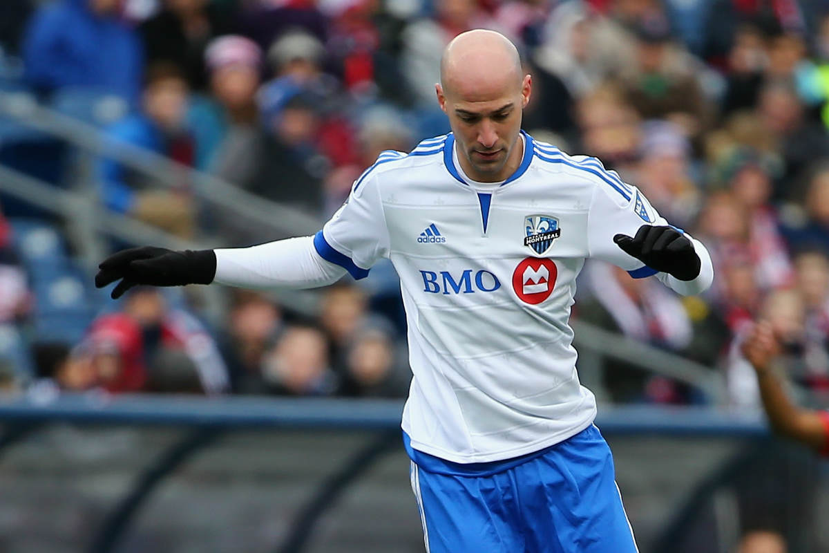 Laurent Ciman, defensa de Montreal Impact