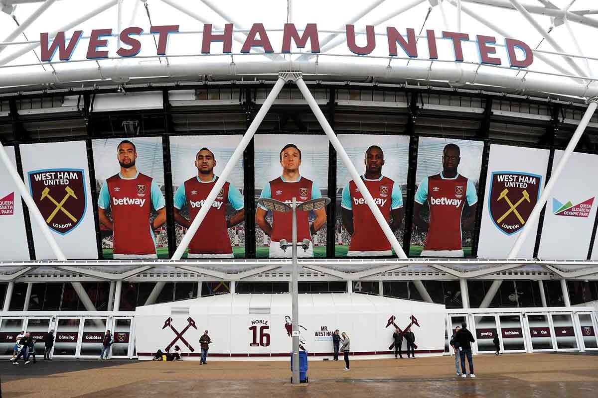 London Stadium, estadio del West Ham