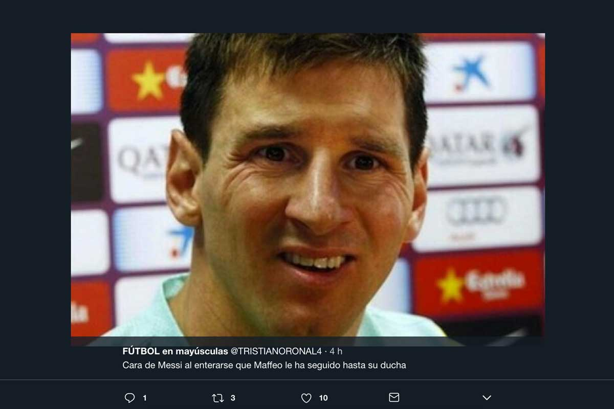 Los mejores memes del Girona-Barça