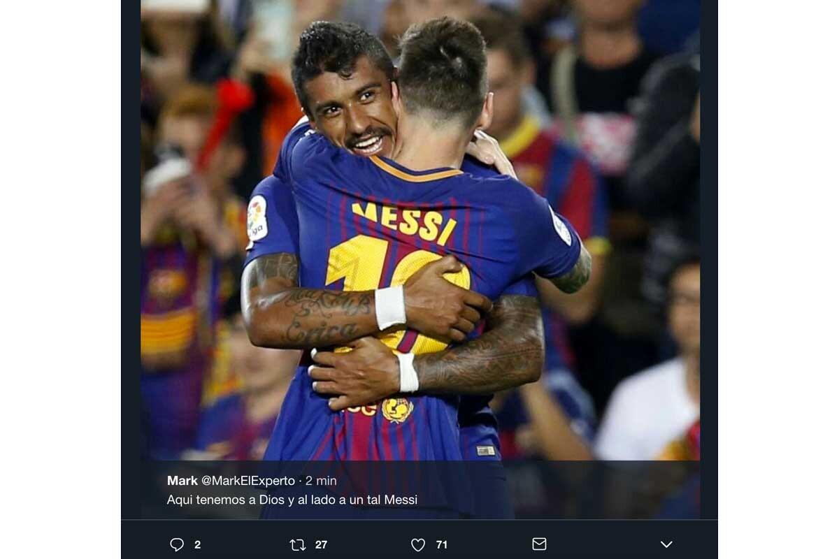Los mejores memes del Barça-Eibar
