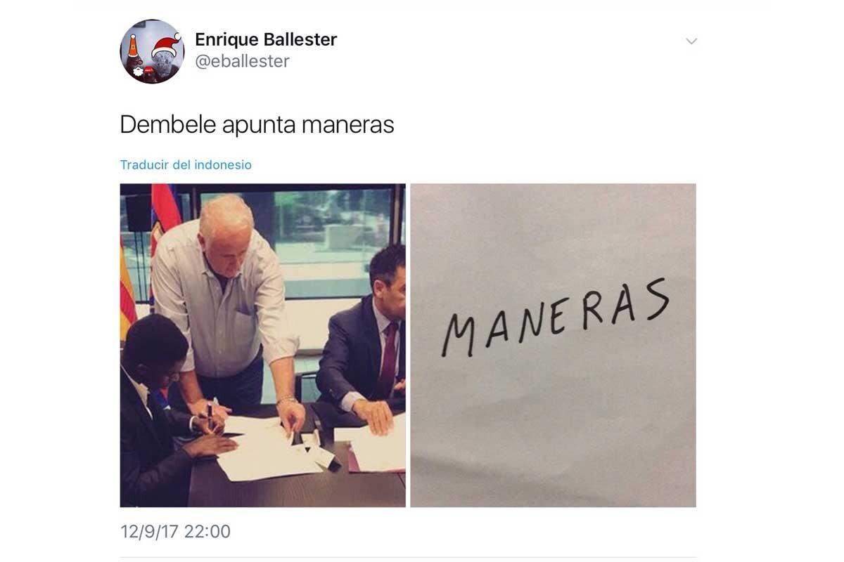 Los mejores memes de la primera jornada de Champions