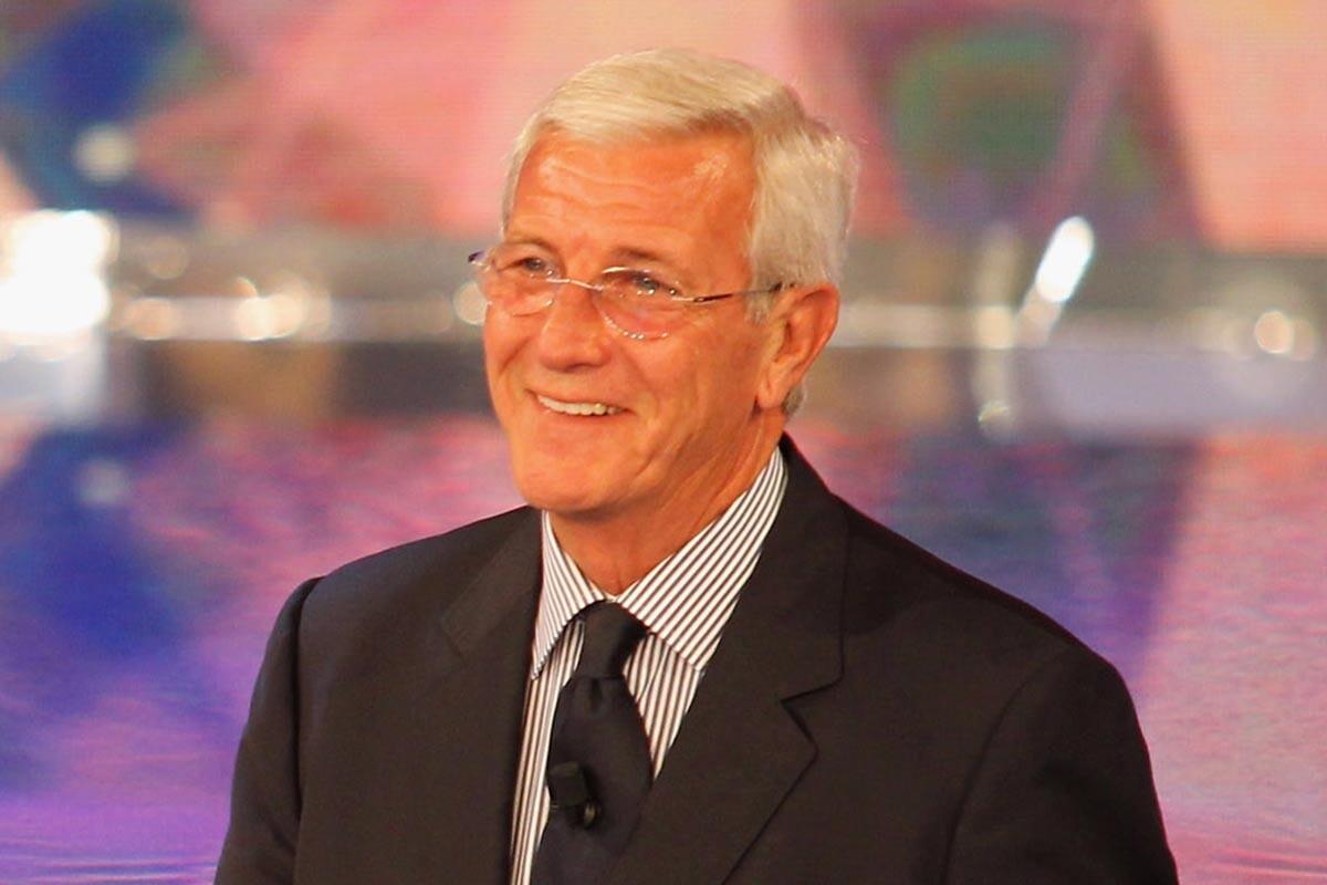 Marcello Lippi, nuevo entrenador de China