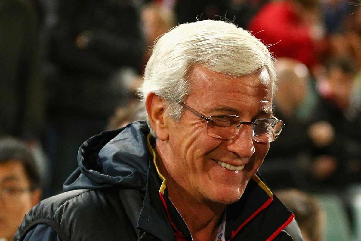 Marcello- Lippi, seleccionador chino