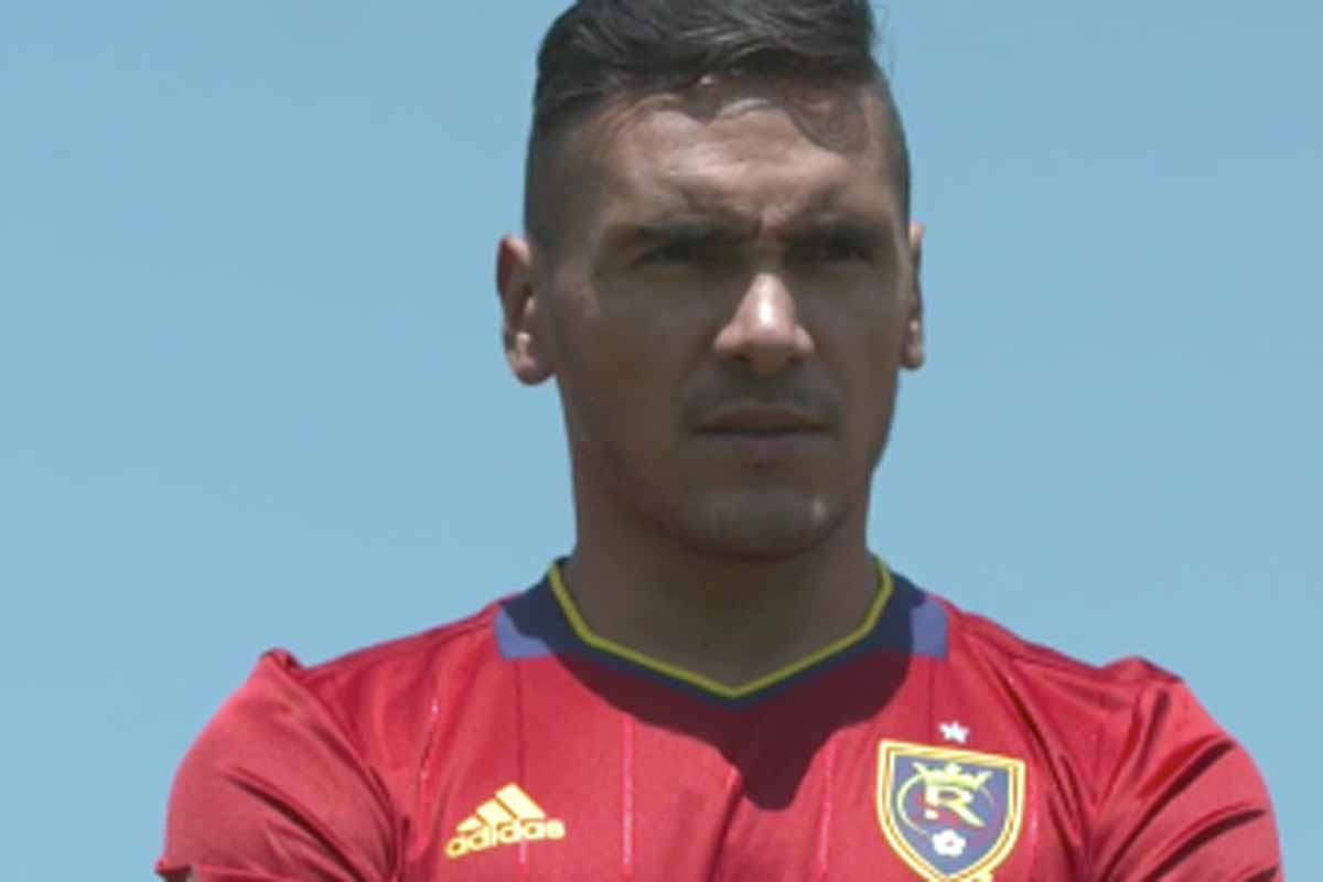 Marcelo Silva, jugador de Real Salt Lake