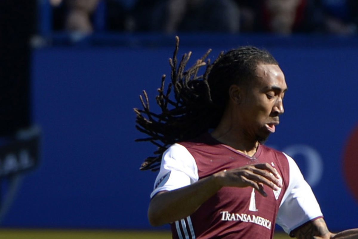 Marlon Hairston, de Colorado Rapids