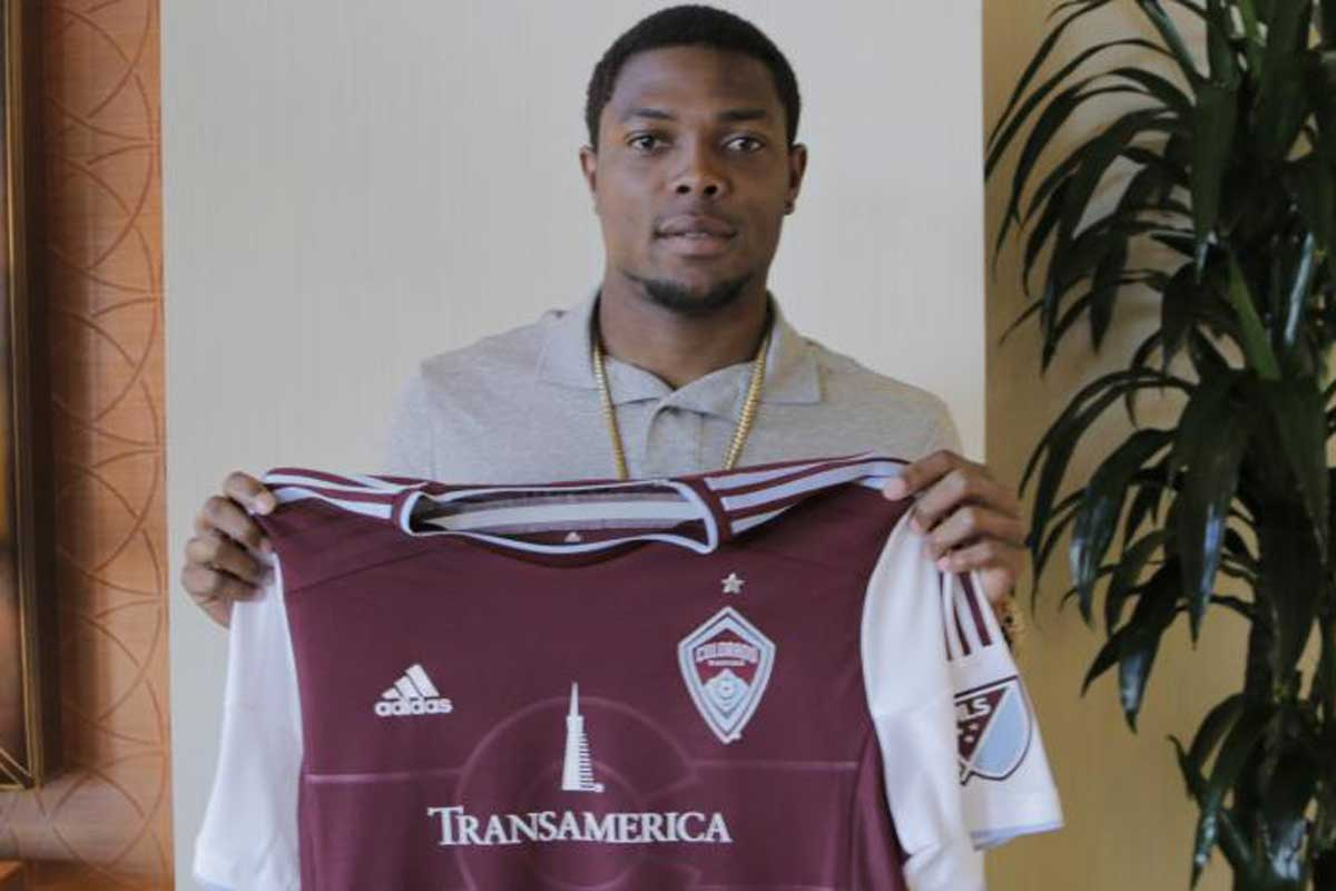 Mekeil Williams, nuevo fichaje de Colorado Rapids
