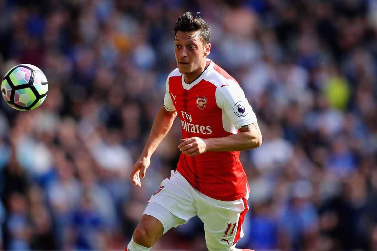 Mesut Ozil, jugador del Arsenal