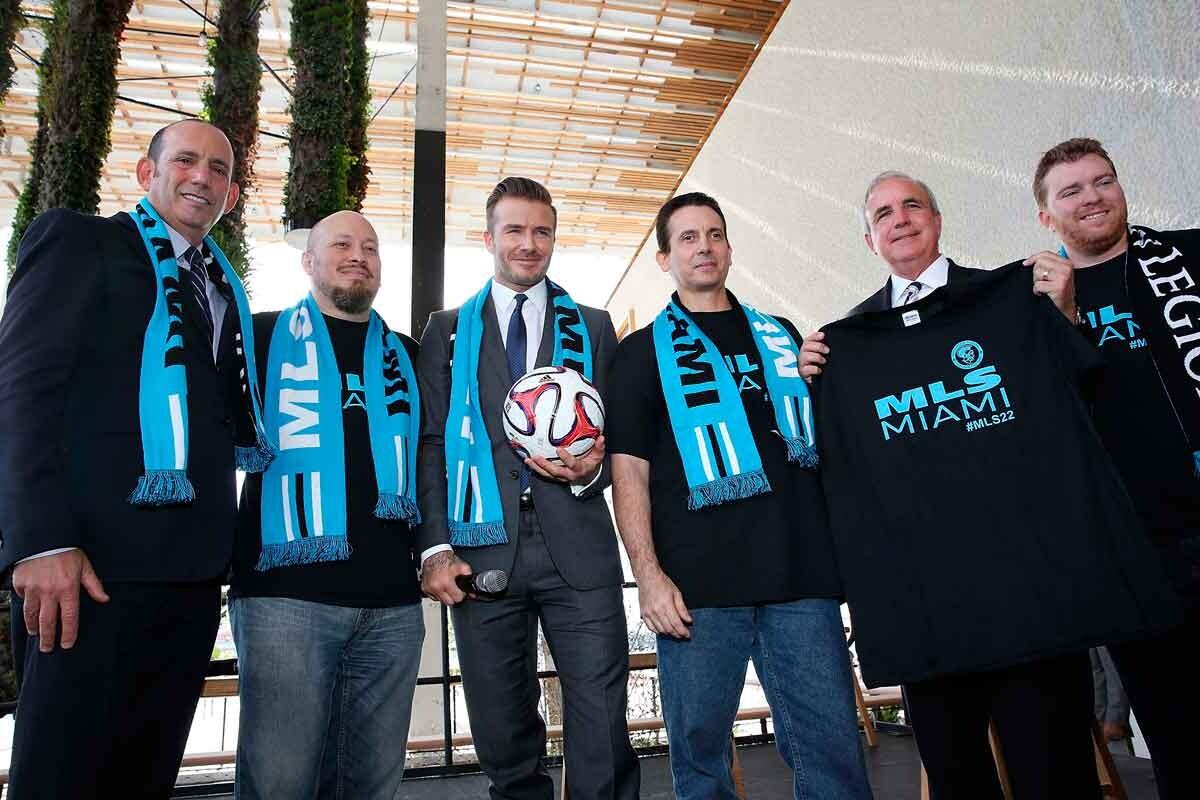 miami beckham intenta crear un nuevo equipo de futbol en miami