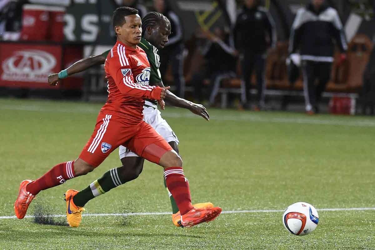 Michael Barrios desea ser convocado por la selección de colombia
