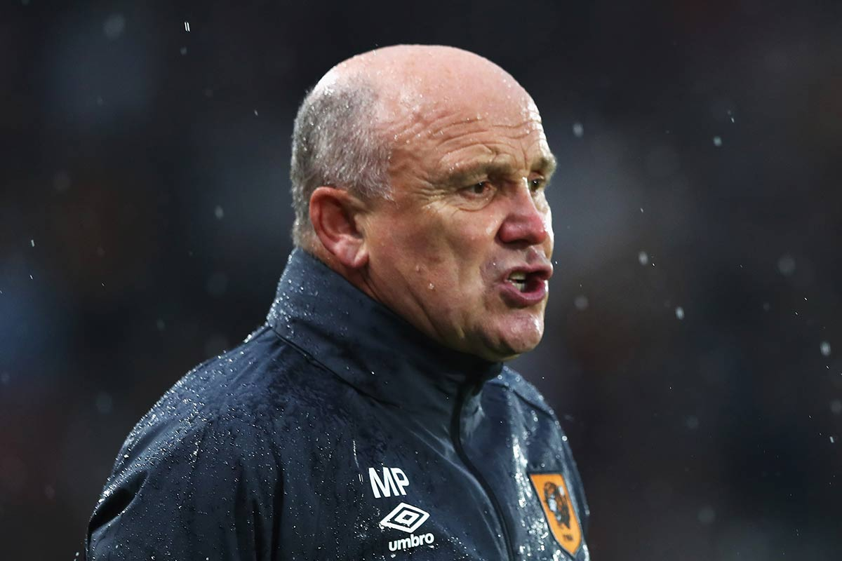 Mike Phelan, entrenador del Hull City