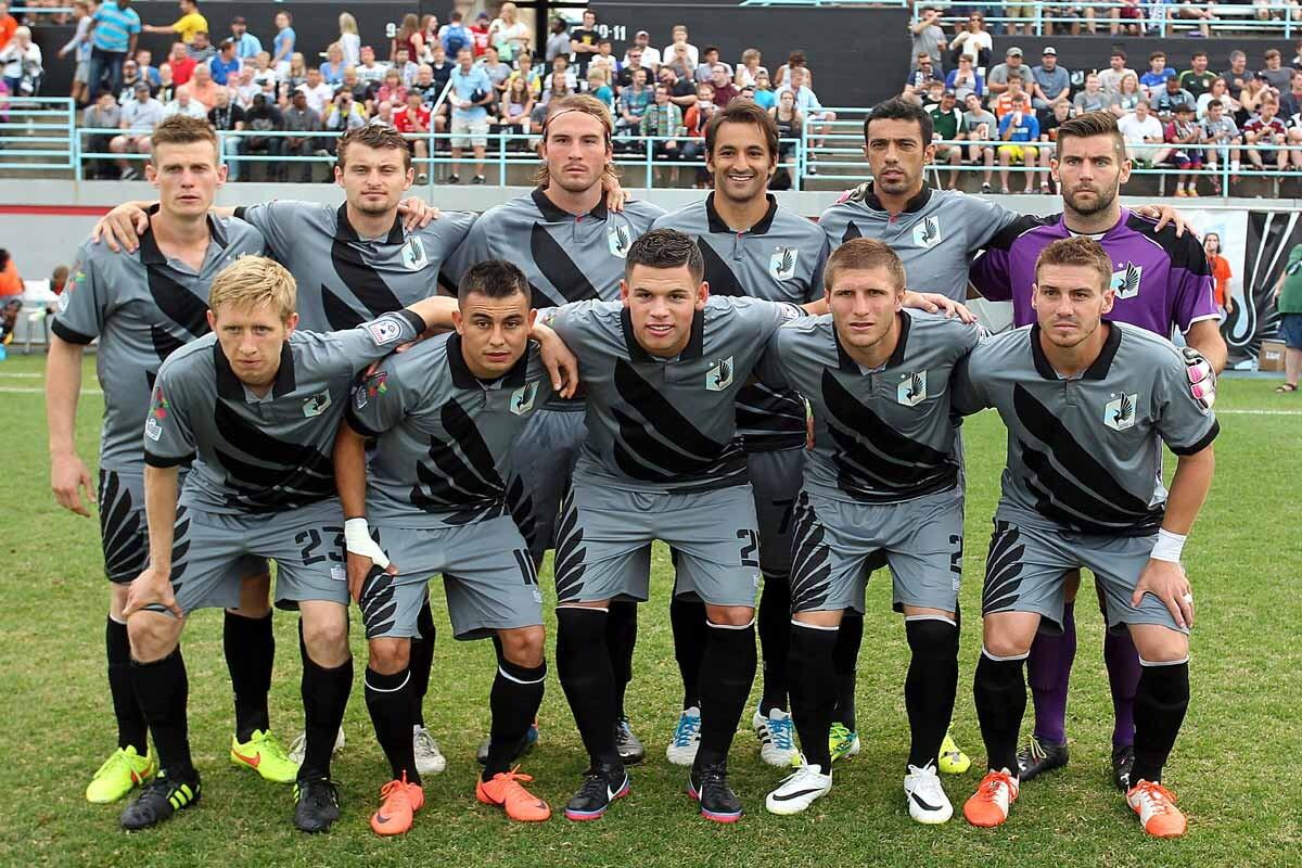 Minnesota United FC, de la NASL