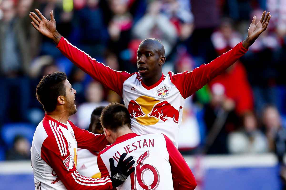 NY Red Bulls victorias mls