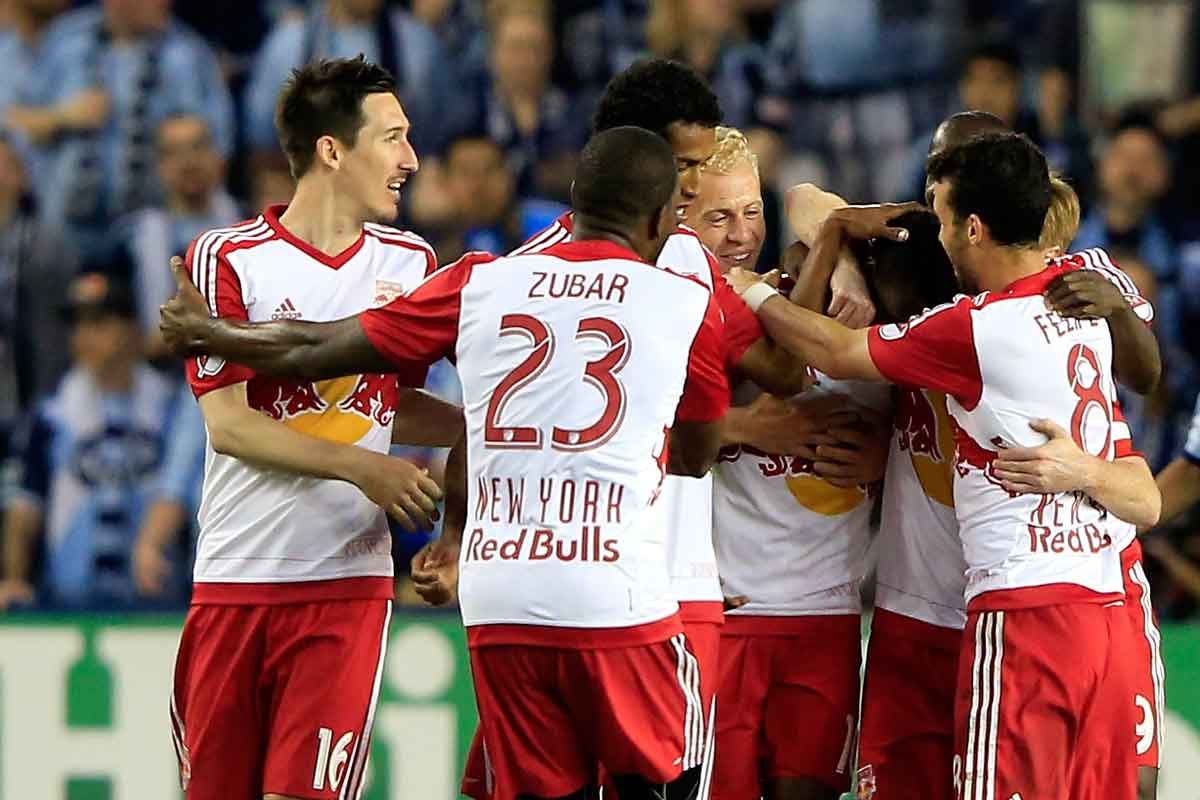 Red Bulls ganó a chicago
