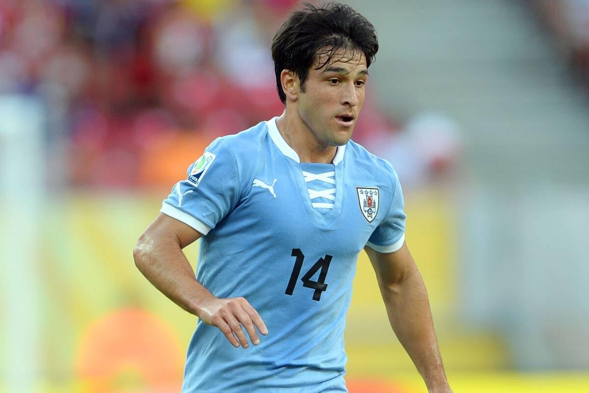 Nicolas lodeiro es el mejor jugador del mes en la MLS