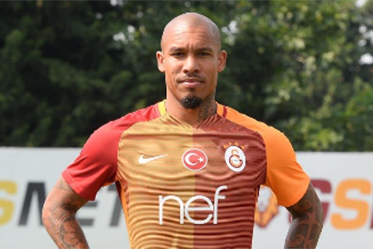 Nigel De Jong, nuevo jugador del Galatasaray