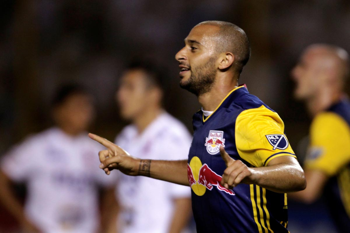 Omer Damari, de New York Red Bulls