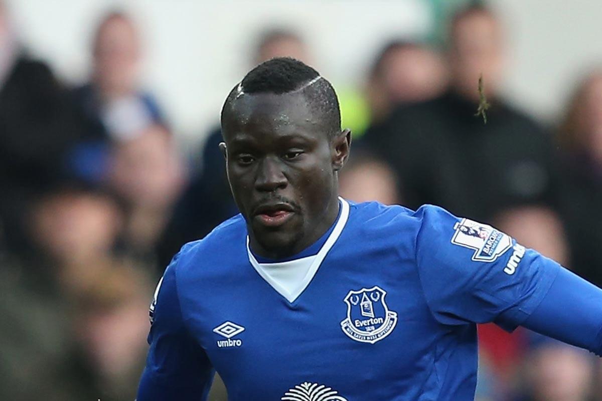 Oumar Niasse, del Everton