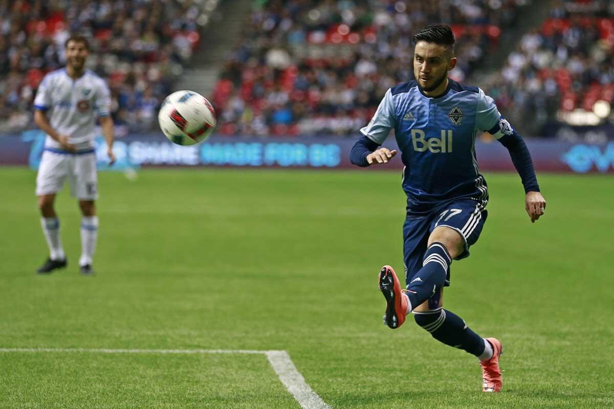 Pedro Morales de penal le dio la victoria 1-0 a Vancouver sobre Houston