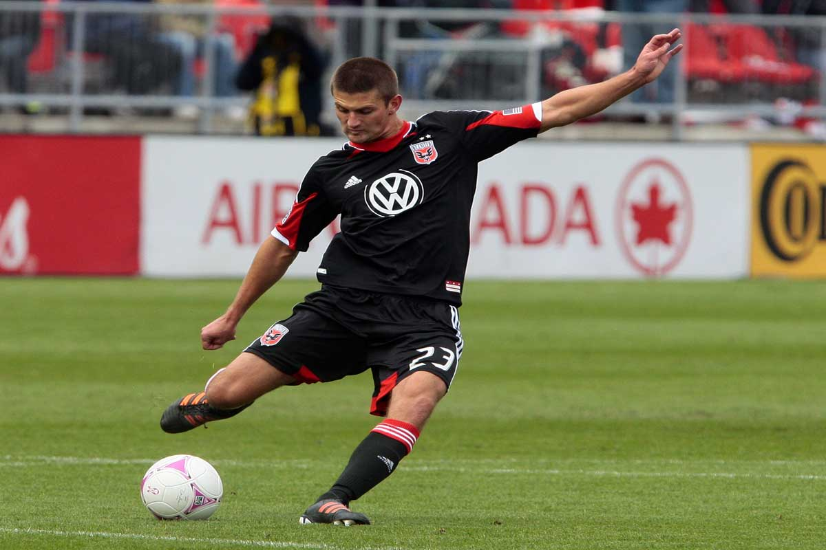 Perry Kitchen, ex DC United