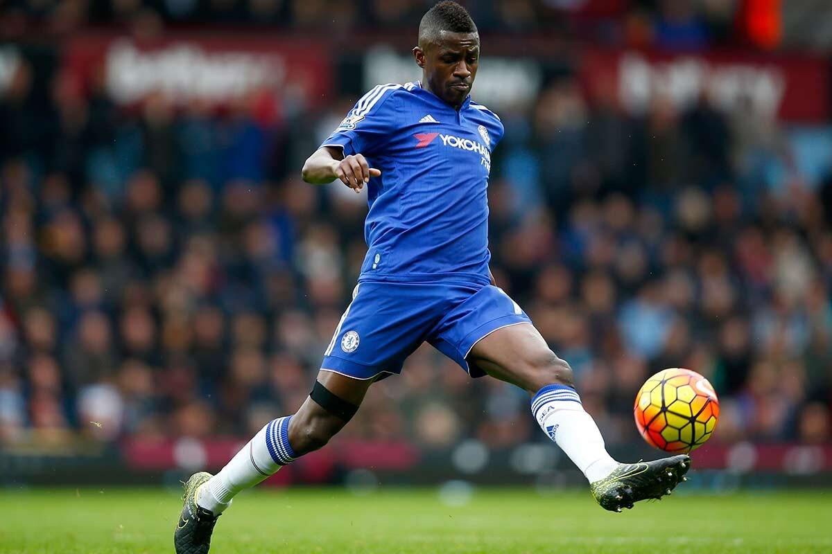 Ramires, en su época del Chelsea