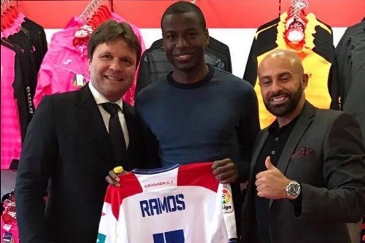Adrián Ramos