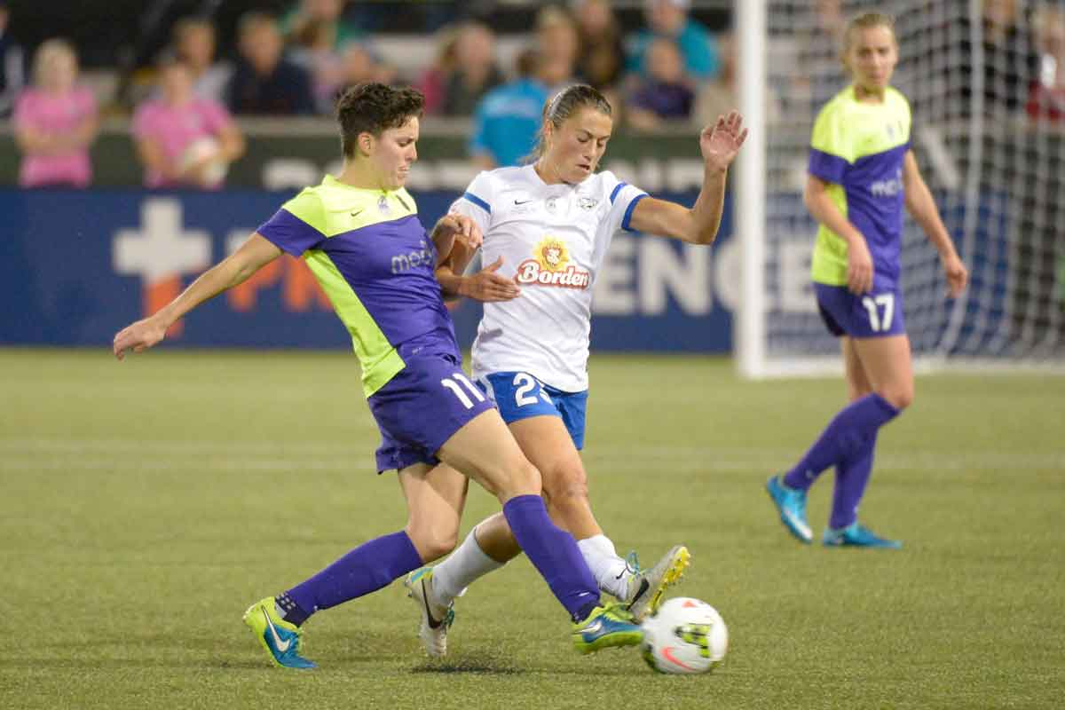 Seattle Reign se toma la revancha con FC Kansas