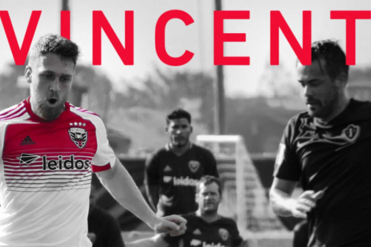 Rob Vincent ficha por DC United