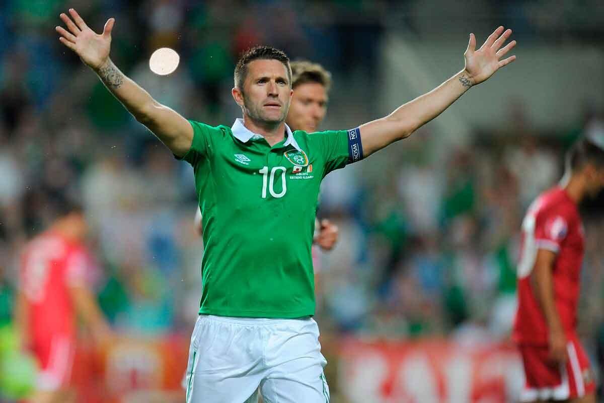 lo mejor de Robbie Keane