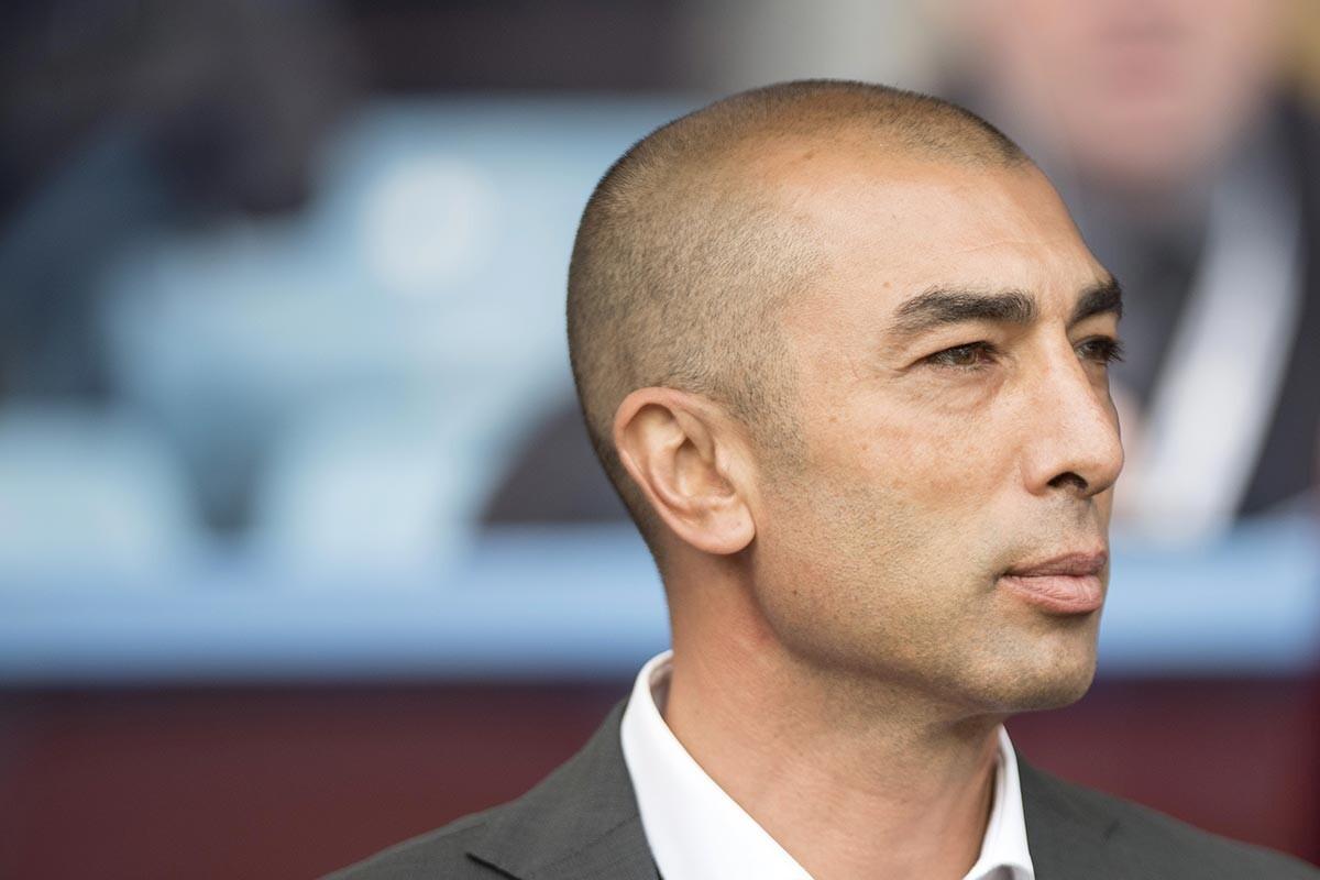 Roberto Di Matteo, del Aston Villa