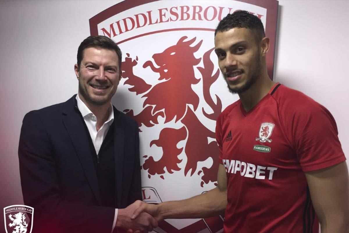Rudy Gestede, nuevo fichaje del Middlesbrough