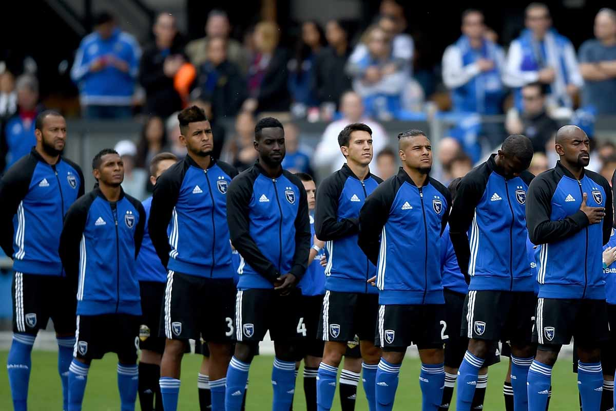 San José Earthquakes sueña con los playoffs