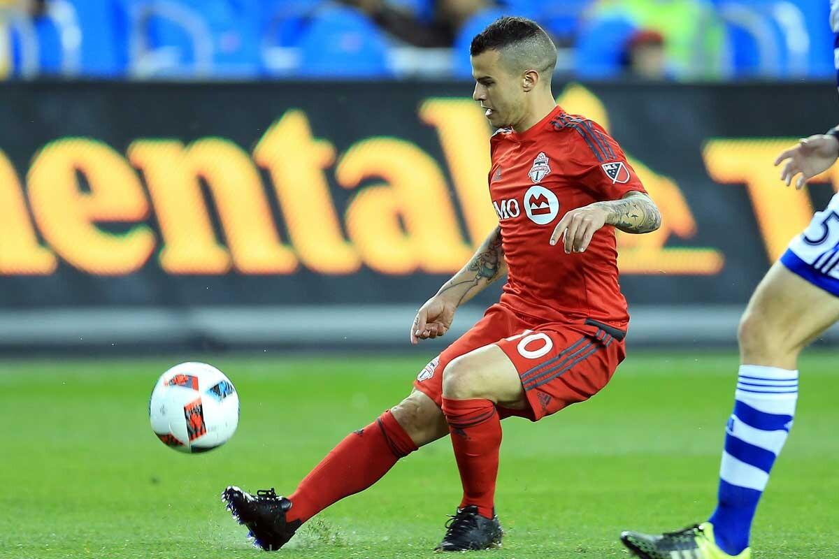 Sebastian Giovinco, estrella de Toronto FC