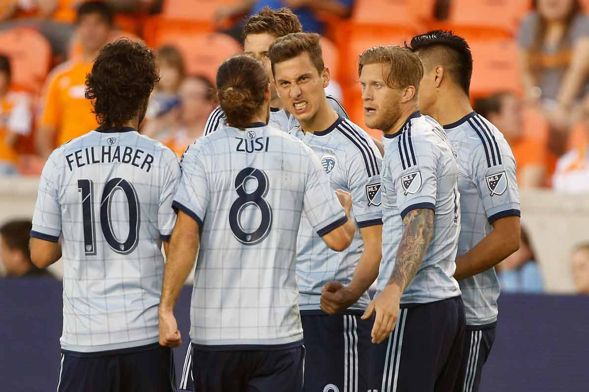 Sporting Kansas City de la MLS