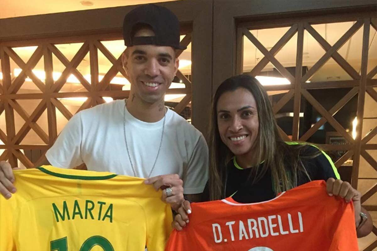 Tardelli y Marta