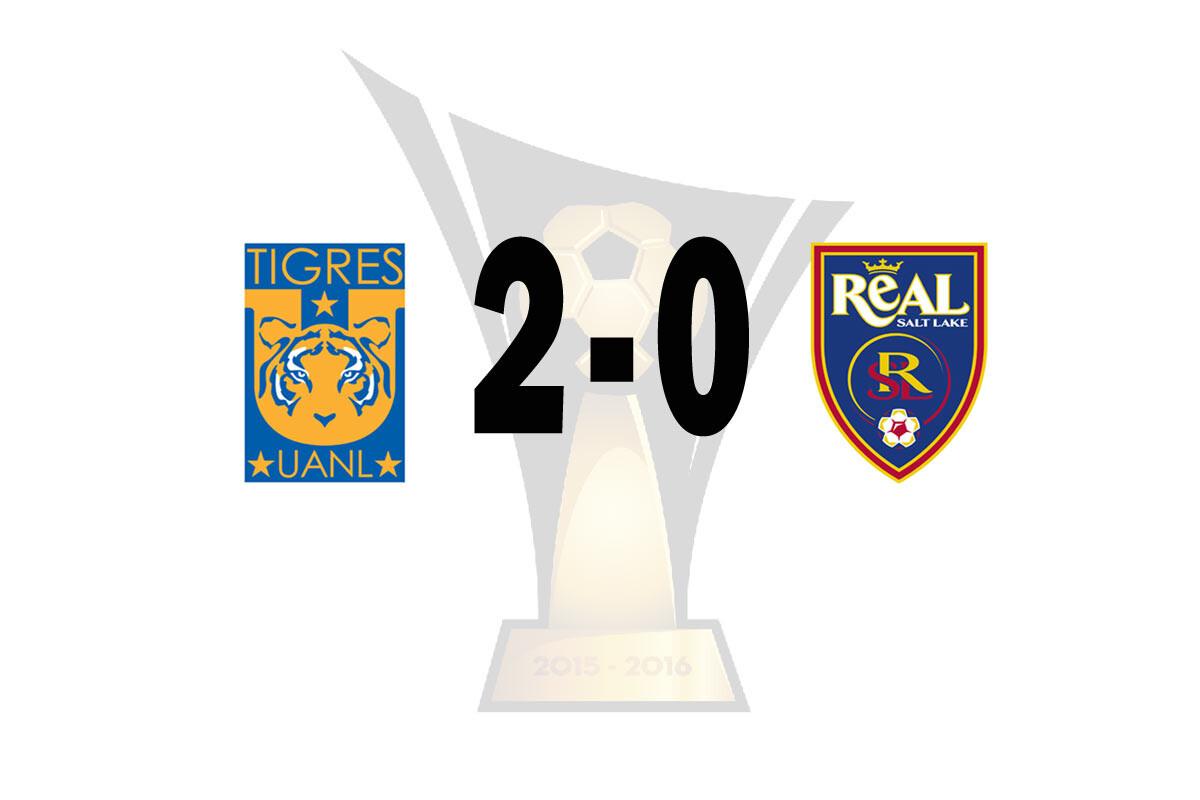 Tigres vs SaltLake, Concachampions