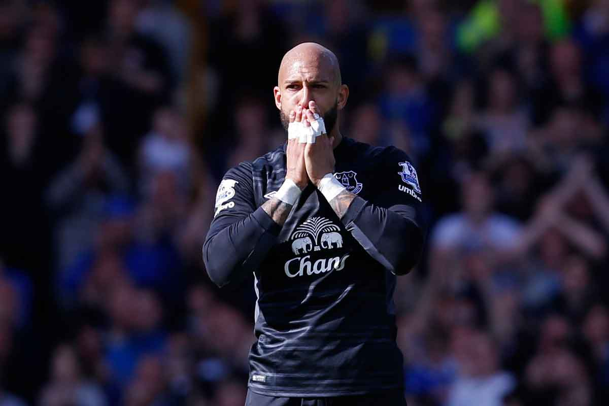 carta de despedida de tim howard