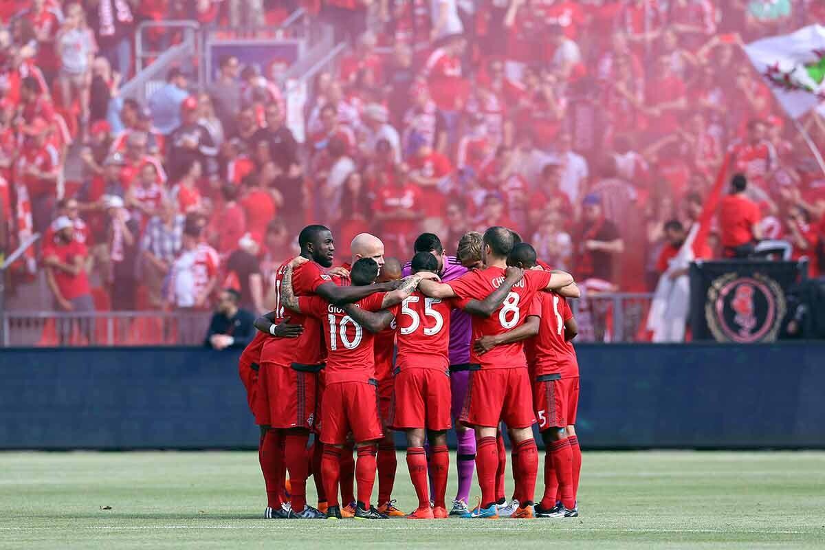 Toronto FC de la MLS