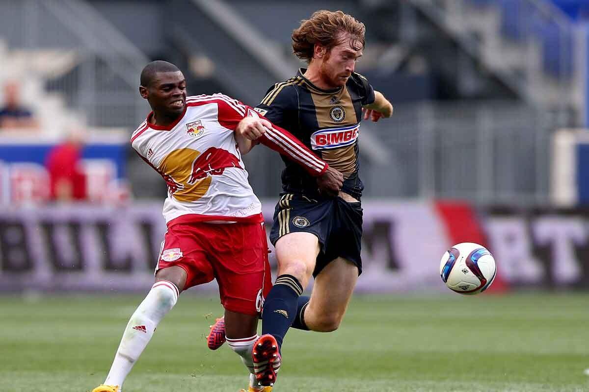 red bulls contra union, nuevo clásico en la MLS