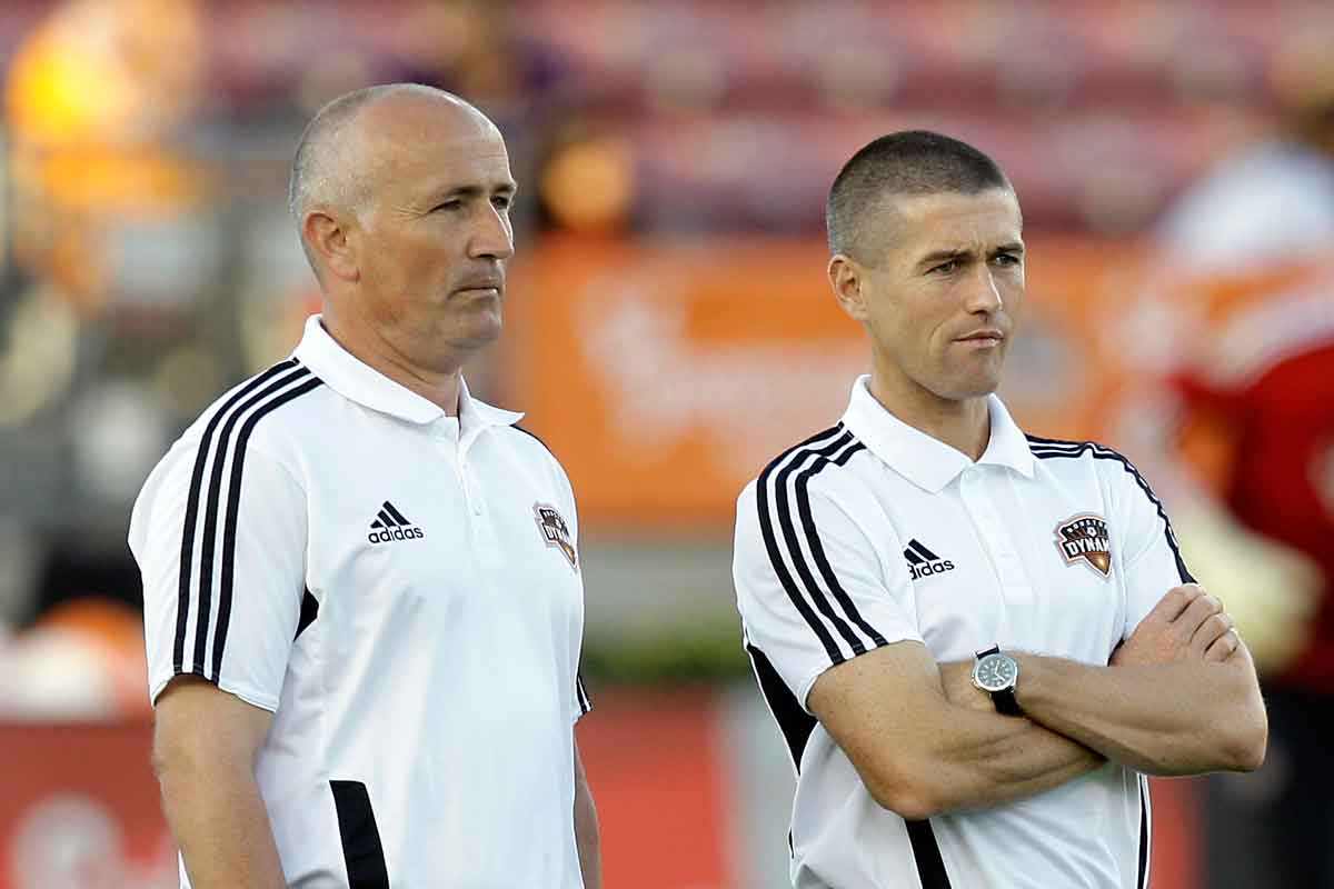 Barrett nuevo técnico de Dynamo