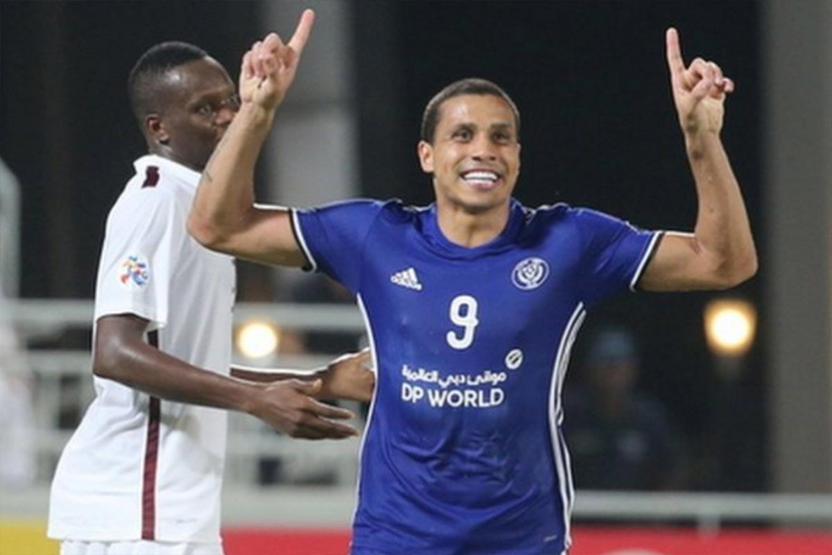 Wanderley elegido jugador de la semana en la AFC Champions League