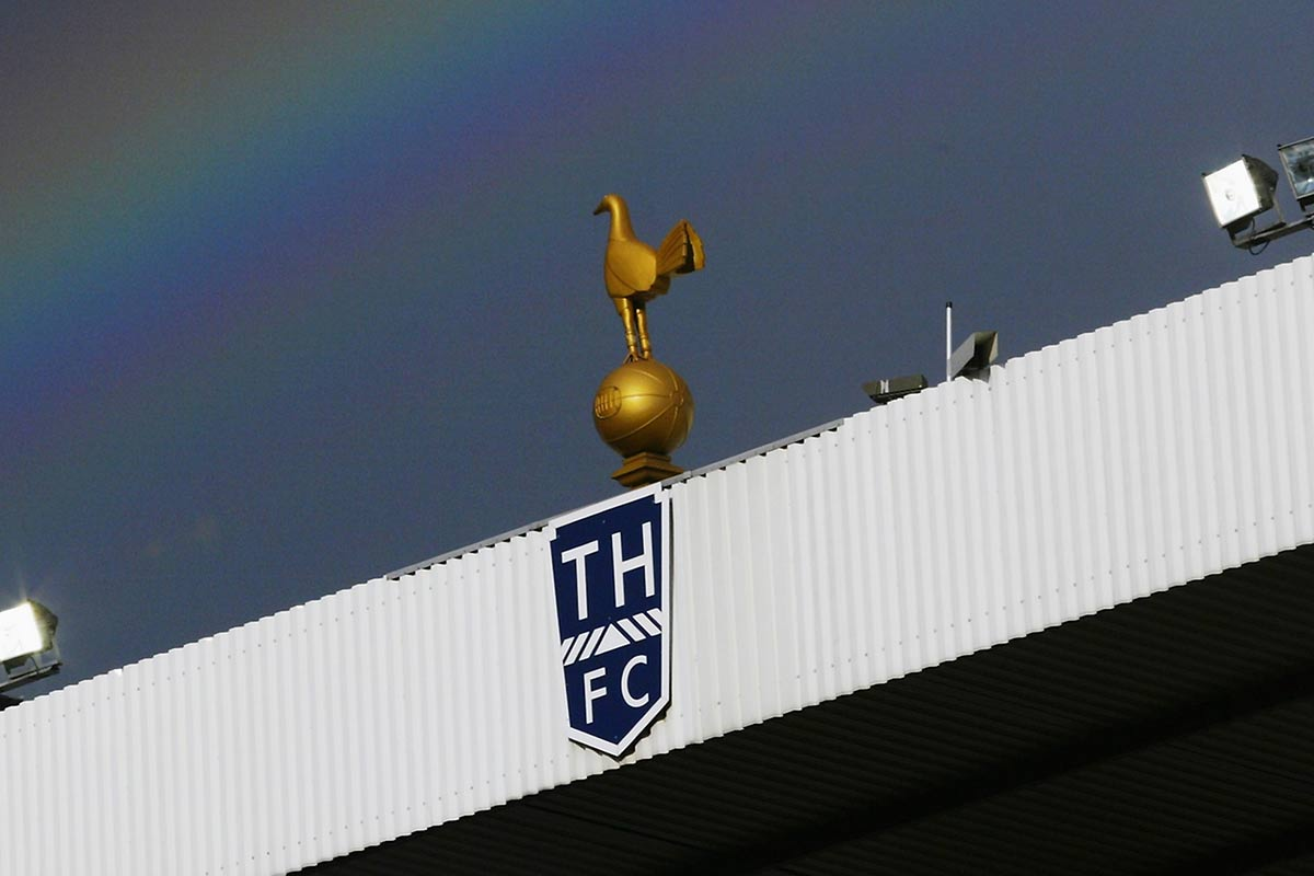 White Hart Lane, estadio del Tottenham