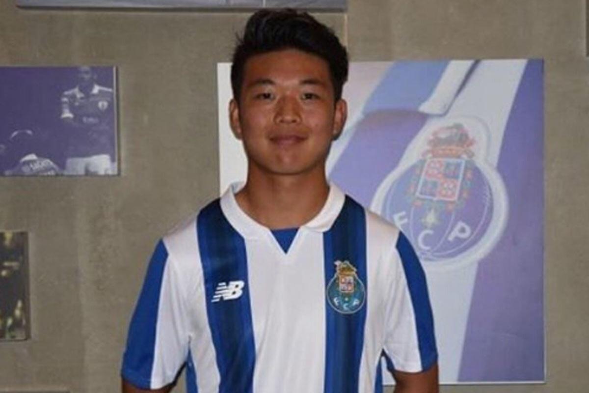 Yang Dinghao, nuevo jugador del Oporto
